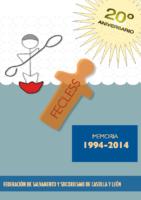 Memoria FECLESS 2014